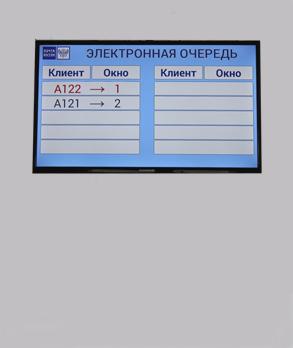 Главные информационные табло